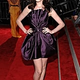 Anne Hathaway Wearing Marc Jacobs in 2009