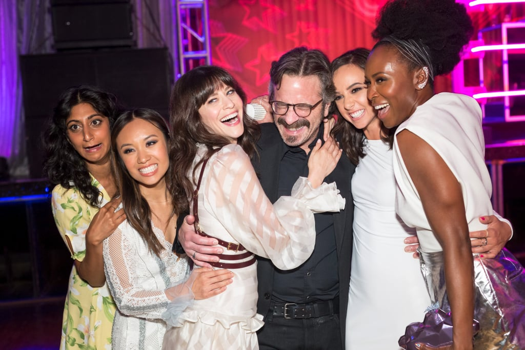 GLOW Cast on the Red Carpet Photos