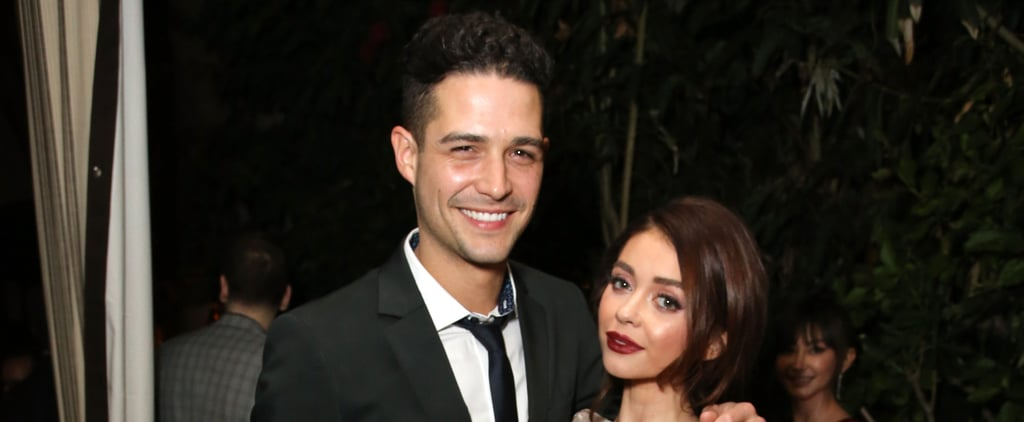 How Did Sarah Hyland and Wells Adams Meet?
