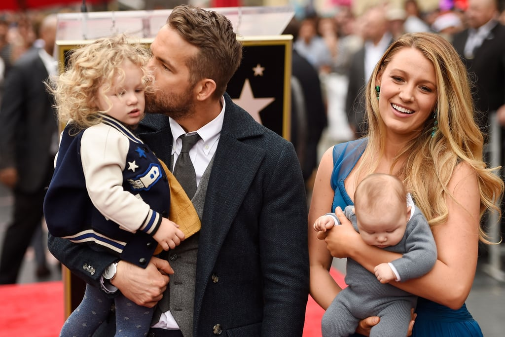 Pictures of Ryan Reynolds and Blake Lively's Kids Dec. 2016