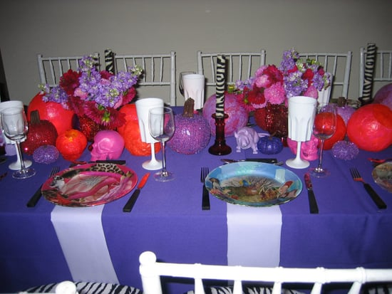 Have You Hosted a Formal Halloween Dinner Party?