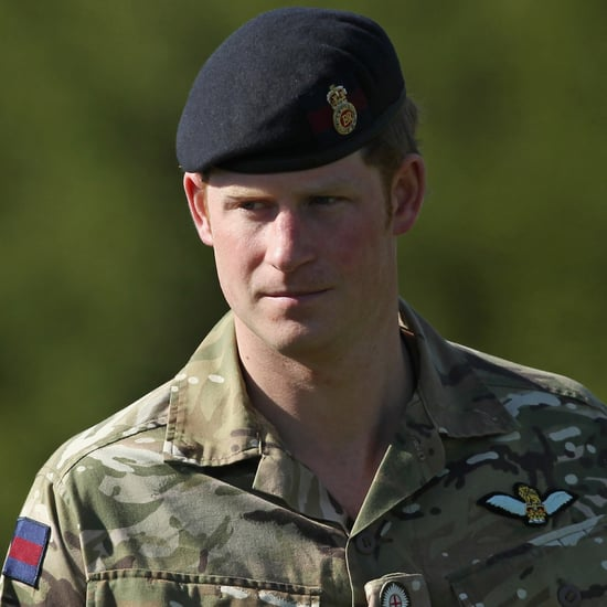 Prince Harry Talks About Serving in Afghanistan June 2017