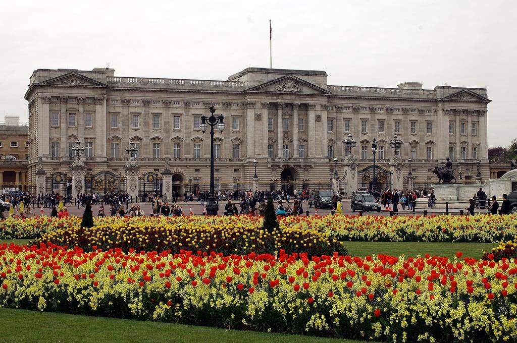Where: Buckingham Palace