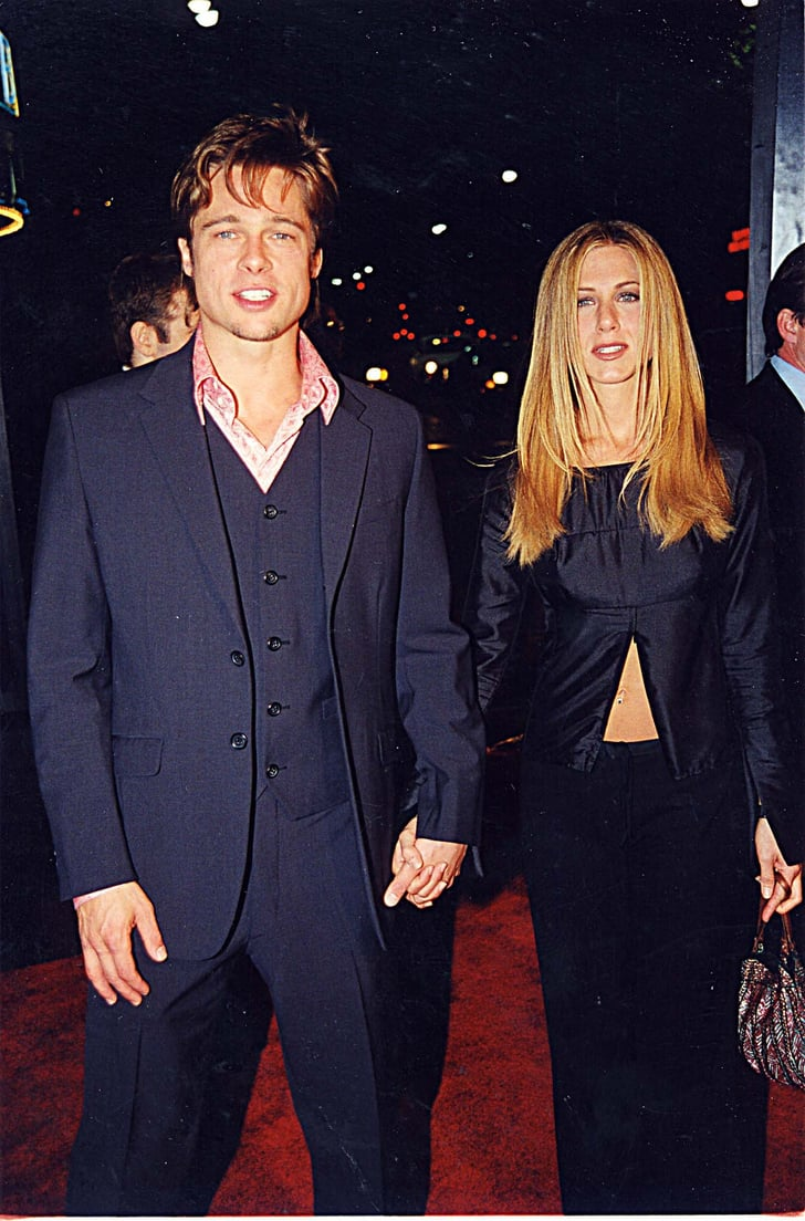Are Brad Pitt And Jennifer Aniston Friends Popsugar