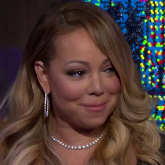 Mariah Carey Talking About Demi Lovato on WWHL 2016