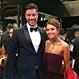 Sam Wood and Sam Frost