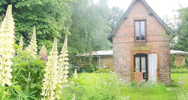 2. Little Garden House - Normandy, France | Tiny Houses ...