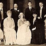 Queen Elizabeth, 1926