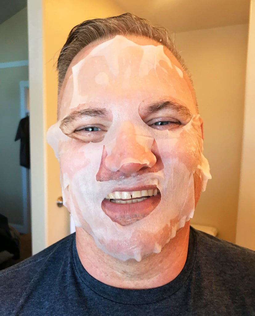 Dad Tries Skincare Products