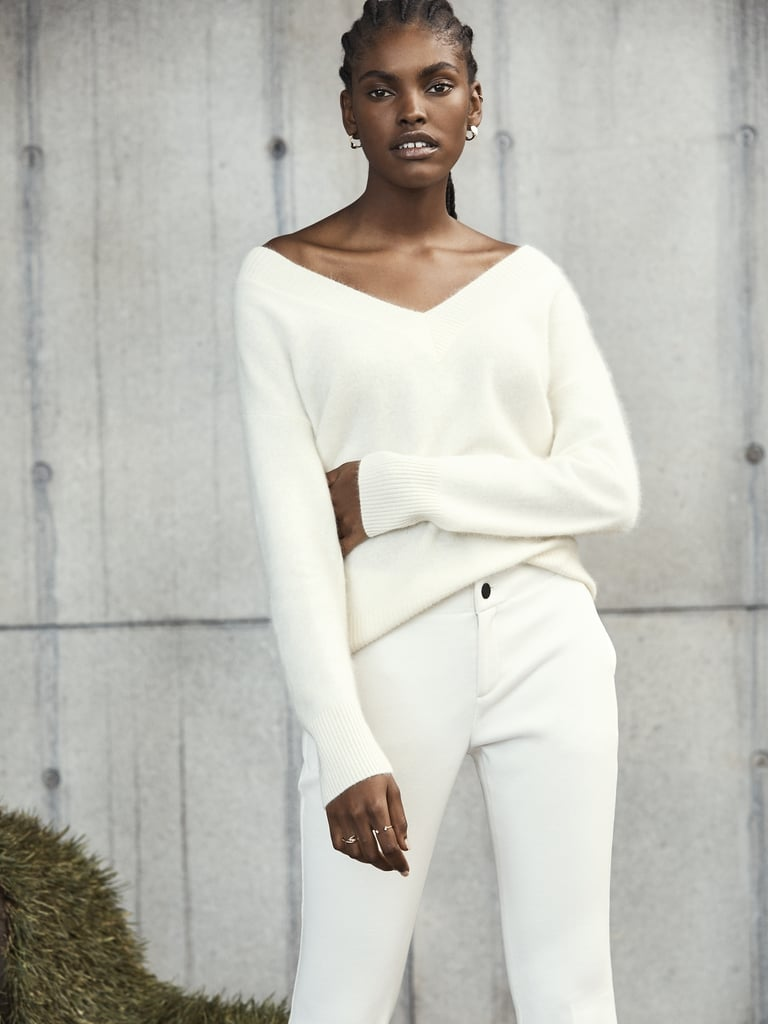 Stylish Cozy Sweaters From Banana Republic