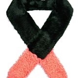 Shrimps Martha Faux-Fur Scarf ($262)