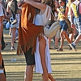 Cody Simpson and Gigi Hadid