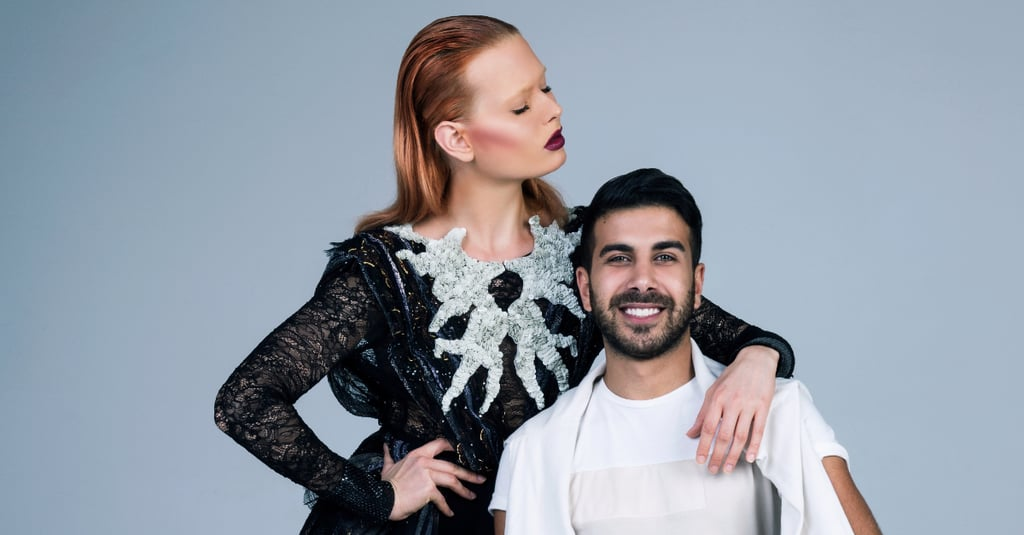 Hussein Bazaza Launches Collection on Farfetch