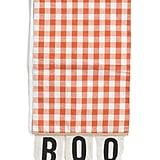 Boo Banner Runner