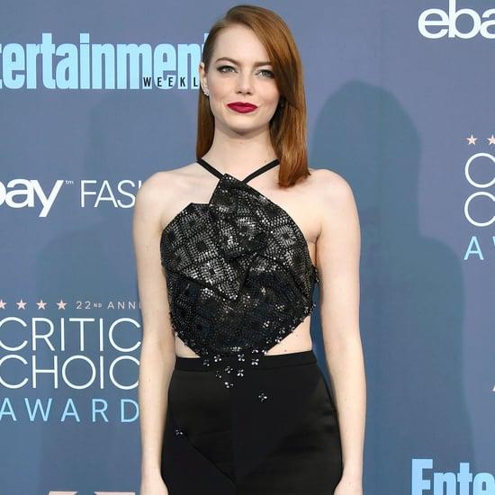 2017 Critics' Choice Awards Red Carpet Dresses