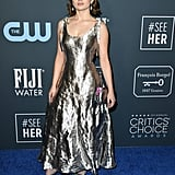 Joey King at the 2020 Critics' Choice Awards