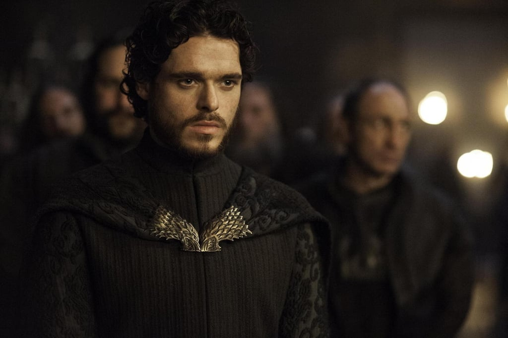 Now, look at this picture of Robb Stark from the good old days.