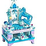 Elsa's Jewelry Box Creation