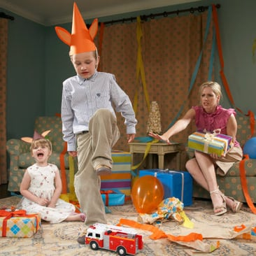How to Handle the 3 Top Birthday Party Fears
