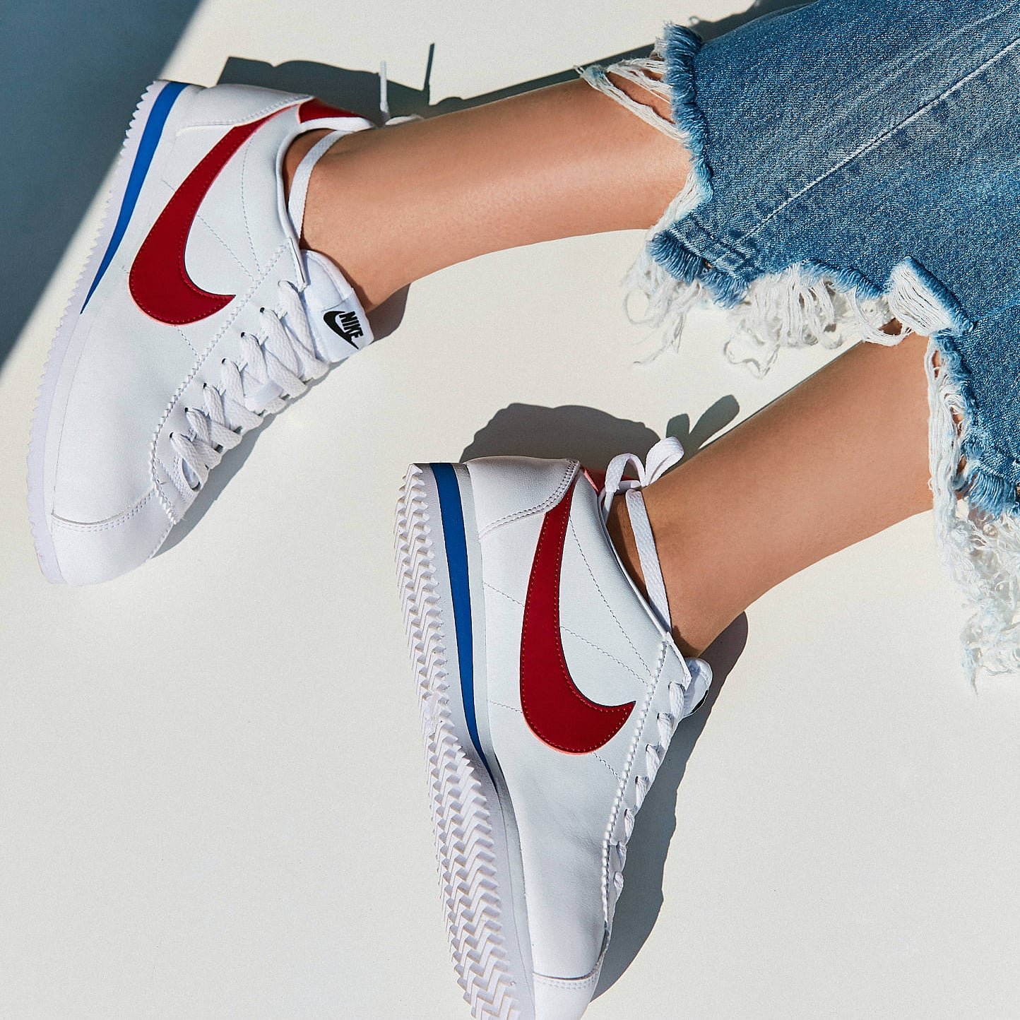 exprimir bandeja Personalmente  Nike Cortez Sneakers 2019 | POPSUGAR Fashion