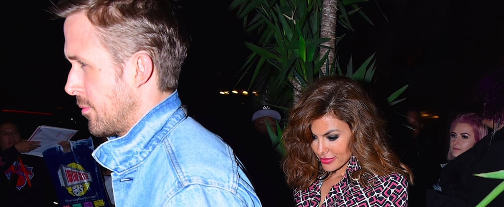 Ryan Gosling and Eva Mendes Hold Hands After His Hilarious Return to SNL