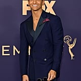 Angel Bismark Curiel at the 2019 Emmys