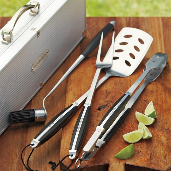 Williams-Sonoma Monogrammed Grill Tools