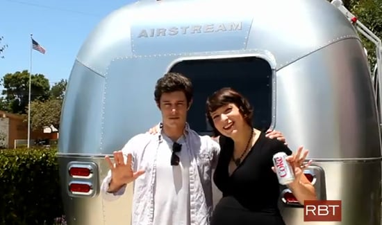 Video of Diablo Cody Interviewing Adam Brody For Online Show Red Band Trailer