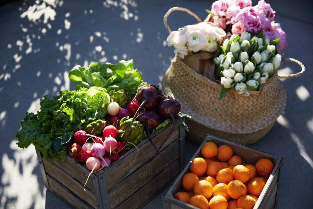 Head to the Farmers Market