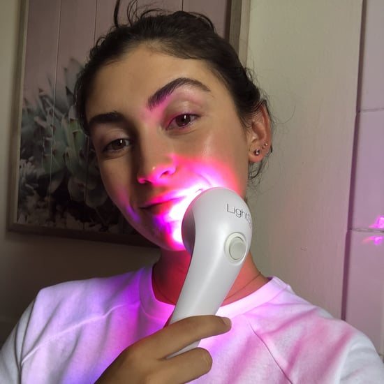 I Tried LED Light Therapy to Treat My Acne