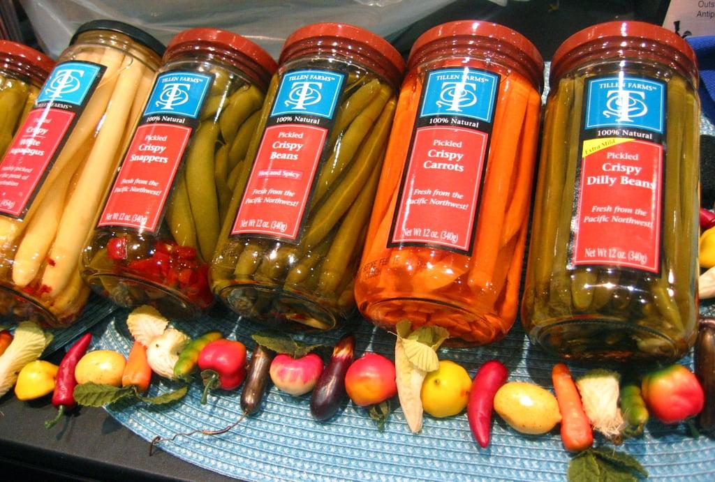 Tillen Farms Pickled Vegetables