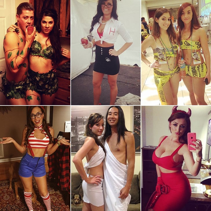 Sexy last minute halloween costumes