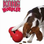 Kong Wobbler Toy For Dogs