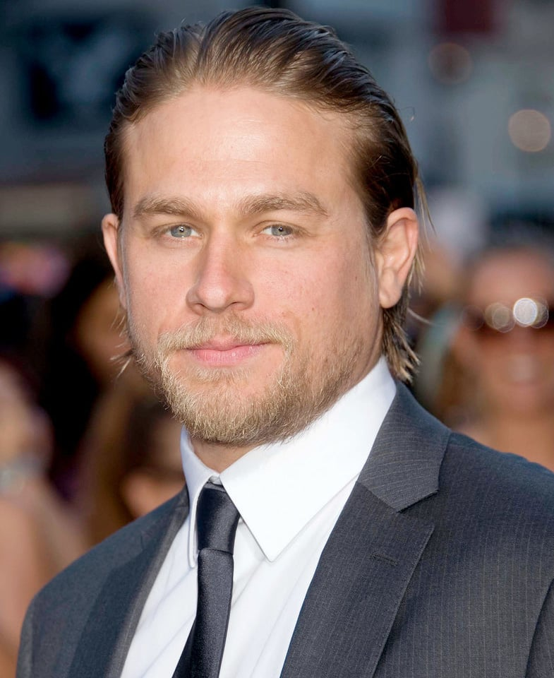 Charlie Hunnam Articles, Pictures, and Interviews