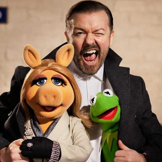 Behind the Scenes of the Muppets Most Wanted Movie