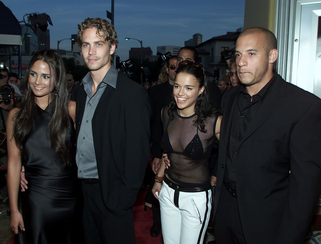The Fast And The Furious 2001 Fast And Furious Cast Red Carpet Pictures Over The Years Popsugar Celebrity Australia Photo 2