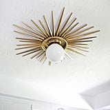 DIY a More Interesting Light Fixture