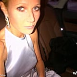 Gwyneth Paltrow was excited to arrive. Source: Gwyneth Paltrow on WhoSay
