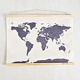ModCloth Across-Stitch the World Map ($50)
