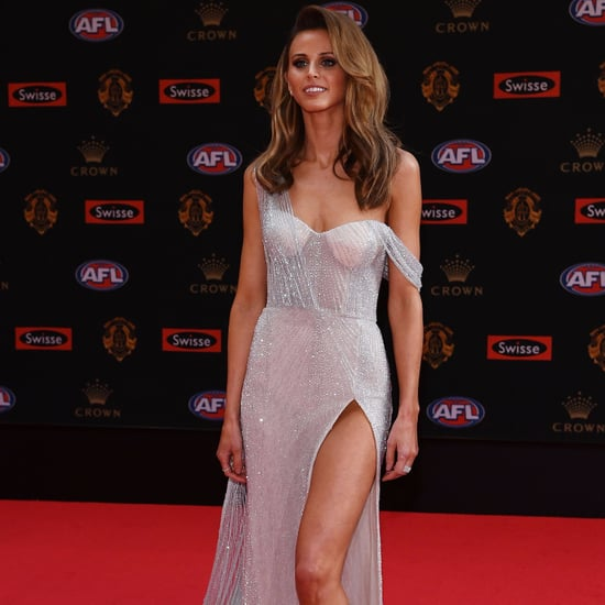Brownlow Medal WAGS Red Carpet Dresses 2017