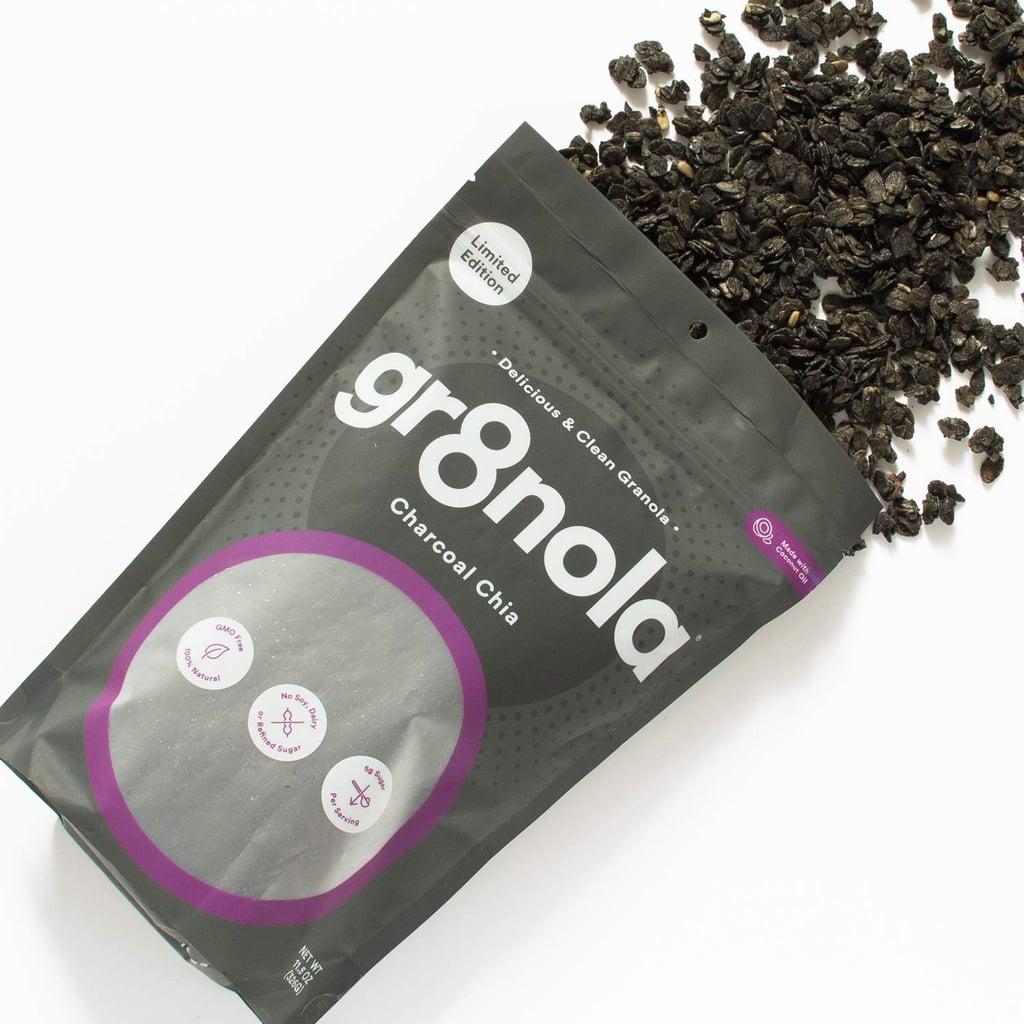 Gr8nola Charcoal Chia