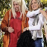 Adam Sandler, Jennifer Aniston