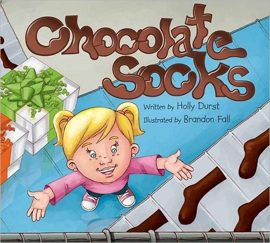 Chocolate Socks