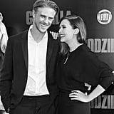 Elizabeth Olsen and Boyd Holbrook: 2012-2015