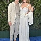 Darren Criss and Mia Swier Cutest Photos