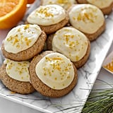 Orange Marmalade Spice Cookies