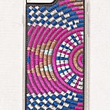 Zero Gravity Spiral Embroidered Case