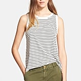 Current/Elliott The Muscle Tee Stripe Tank ($98)
