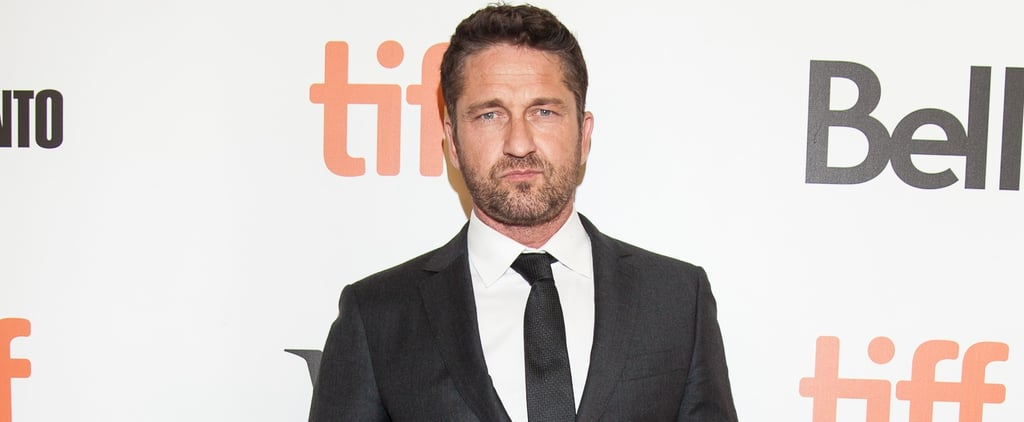 Gerard Butler Reveals Which Costar Was the Best Kisser