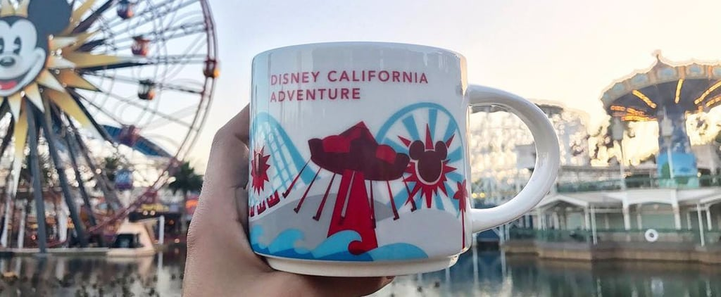 Hurry and Snatch Up 1 of These Starbucks California Adventure Mugs From Disney